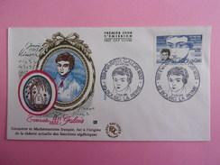 FRANCE FDC 1984 YVERT 2332 EVARISTE GALOIS - FDC