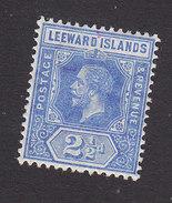 Leeward Islands, Scott #50, Mint Hinged, George V, Issued 1912 - Leeward  Islands