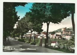 S. PIERO A SIEVE - PANORAMA VIAGGIATA FG - Firenze (Florence)