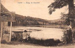 71 - Trivy - Etang De Chandon - Un Beau Coin De Pêche - France