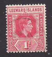 Leeward Islands, Scott #105, Used, George VI, Issued 1938 - Leeward  Islands