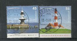 ALEMANIA 2005 - MI 2473/74 - BRD