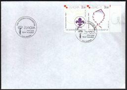 Croatia Zagreb 2007 / Europa CEPT / 100 Years Of Scouting - Europa-CEPT