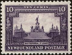 Newfoundland Scott #179, 1931, Hinged - 1908-1947