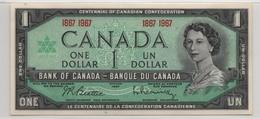 Canada, 1 Dollar 1967 UNC - Canada