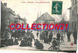 LAPLEAU ... AVENUE DE L HOTEL DE VILLE - Unclassified