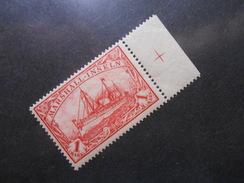 D.R.22  1M**/MNH  Deutsche Kolonien (Marshall-Inseln) 1901/16 - Mi 20,00 € - Colonia: Isole Marshall