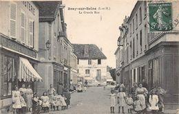 BRAY SUR SEINE - La Grande Rue - Bray Sur Seine