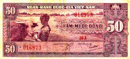 BILLET VIET NAN 50 DONG - Viêt-Nam