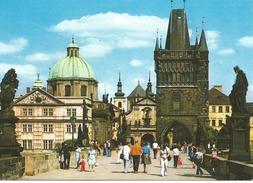 PRAHA - LARLUV MOST.  (scan Verso) - Tschechische Republik