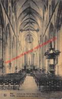 Middenbeuk Der Grote Kerk - Halle - Halle