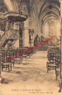 Intérieur De L'église - Enghien - Edingen