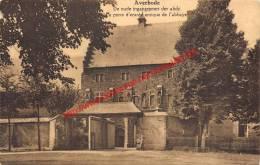 De Oude Ingangspoort Der Abdij - Averbode - Scherpenheuvel-Zichem
