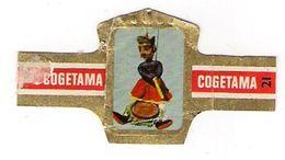 Sigarenbanden - Cogetama - Marionetten - Bagues De Cigares