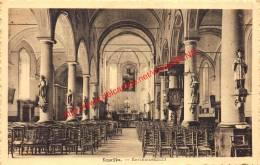 Kerkbinnenzicht - Kaprijke - Kaprijke