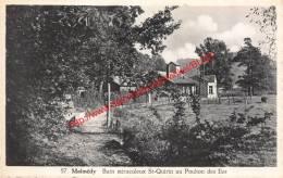 Bain Miraculeux St-Quirin Au Pouhon Des Iles - Malmedy - Malmedy
