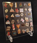 Présentoir En Plexi Pour Pin's Ref. PRE22 - Badges