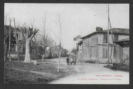 SAUBENS - Intérieur Du Village - Autres Communes