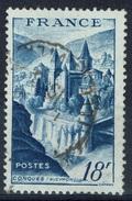 France, Abbey Church Of Sainte-Foy, Conques, 18f., 1948, VFU - France