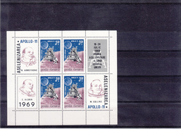 Posta Romana / Apollo 11 - Space