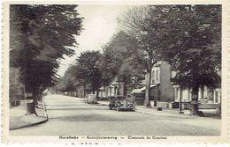 HARELBEKE - Kortrijksteenweg - Chaussée De Courtrai - Uitg. G. Vandebuerie-Libeer,- Gelopen - Harelbeke