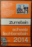 Catalogue Zumstein Schweiz/Liechtenstein 2014 - Switzerland