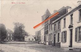 """SILLY - La Place - Avec Sur La Droite De La Carte """"Delhaize Et Cie"""" - Silly"""