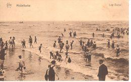 Middelkerke - CPA - La Plage - Het Strand - Middelkerke