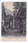 Lot 2 Cpa - 15828. Châlets Im Zermattertal -- 5531. Alte Häusser In Zermatt - VS Valais