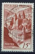 France, Abbey Church Of Sainte-Foy, Conques, 15f., 1947, VFU - France