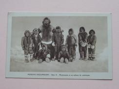 MISSIONS ESQUIMAUDES (Série X) Missionnaires Oblats De Marie-Immaculée (Paris) Anno 19?? ( Zie Foto's ) ! - Postcards