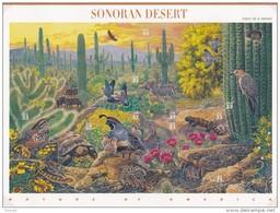 Verenigde Staten   Flora En Fauna - Blokken & Velletjes