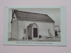 MISSIONS ESQUIMAUDES (Série X) Missionnaires Oblats De Marie-Immaculée (Paris) Chesterfield - Anno 19?? ( Zie Foto's ) ! - Postcards