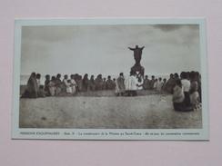 MISSIONS ESQUIMAUDES (Série X) Missionnaires Oblats De Marie-Immaculée (Paris) Consécration - Anno 19?? ( Zie Foto's ) - Cartes Postales