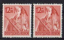 DR 1943 // Mi. 853 ** 2x - Deutschland