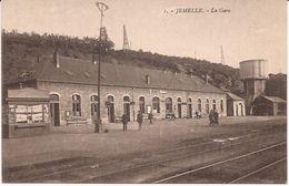 JEMELLE  LA GARE  Edit H Georges Bruxelles Re 728/ D5 - Rochefort