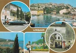 Postcard Vrsar Croatia Multiview My Ref B22107 - Croatia