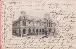 Very Early Old Card 1902Argentina Argentine Deposito De Agua Corriente Argentinie - Argentine
