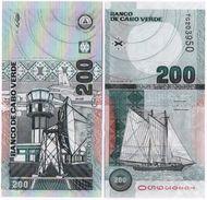 Cape Verde / Cabo Verde - 200 Escudos 2005 UNC Lemberg-Zp - Cabo Verde