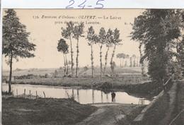 Loiret : OLIVET : (  Le Loiret , Près Du Pont De Lorette ) - Autres Communes