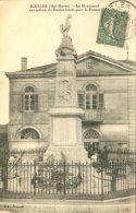52 - CPA Biesles - Le Monument Aux Enfants De Biesles Morts Pour La France - Autres Communes