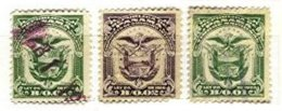 PANAMA, Revenues, */o M/U, F/VF - Panama
