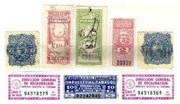 PARAGUAY, Revenues, */o M/U, F/VF - Paraguay