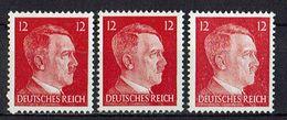 DR 1942 // Mi. 827 ** 3x - Deutschland