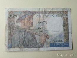 10 FRANCS 1949 - 1871-1952 Anciens Francs Circulés Au XXème