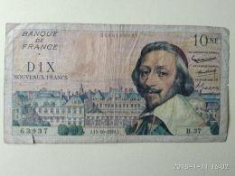 100 FRANCS 1959 - 1959-1966 ''Nouveaux Francs''
