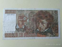 10 Francs 1977 - 1962-1997 ''Francs''