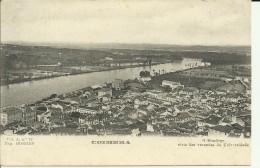 Coimbra - Mondego Visto Das Varandas Da Universidade - Precurseur - Coimbra