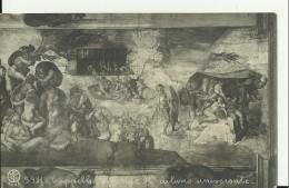 Roma - Michelangelo - Cappella Sistina - Il Diluvio Universale - Pintura & Cuadros
