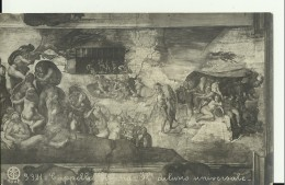 Roma - Michelangelo - Cappella Sistina - Il Diluvio Universale - Peintures & Tableaux
